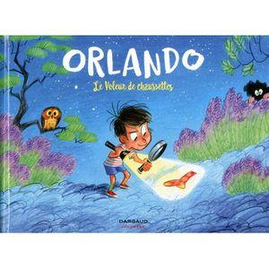 BANDE DESSINÉE Orlando Tome 2 : Le voleur de chaussettes