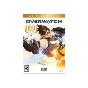 JEU PC Overwatch Game of The Year Edition Win italien