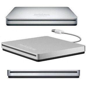 LECTEUR - GRAVEUR EXT. X-Century®  Lecteur/graveur de CD/DVD externe USB