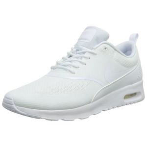hot sale online 199e2 f354f CHAUSSURES DE FOOTBALL Nike Air Max Thea Joli Chaussures Mode GY6HI Taill
