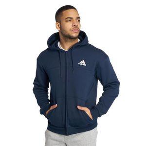 Vêtements et accessoires Vêtements pour homme Hommes Adidas Originals Homme xbyo Full-Zip Sweat à capuche en beige-XS
