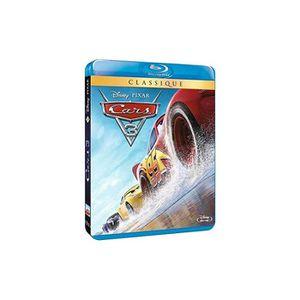 BLU-RAY FILM Cars 3 [Blu-ray]