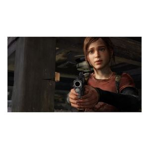 JEU PS3 The Last Of Us PlayStation 3 allemand