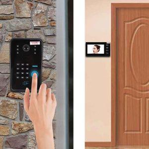sonnette interphone achat vente sonnette interphone pas cher cdiscount. Black Bedroom Furniture Sets. Home Design Ideas