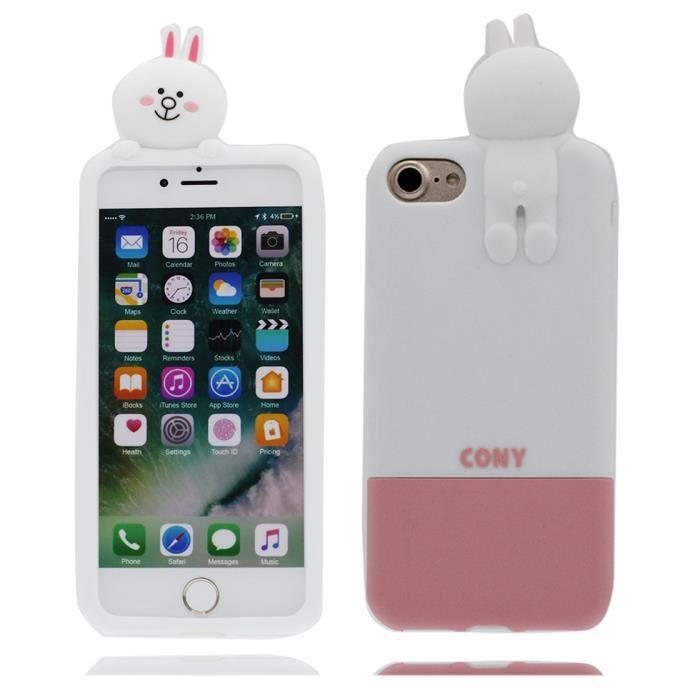 coque animal iphone 6 plus