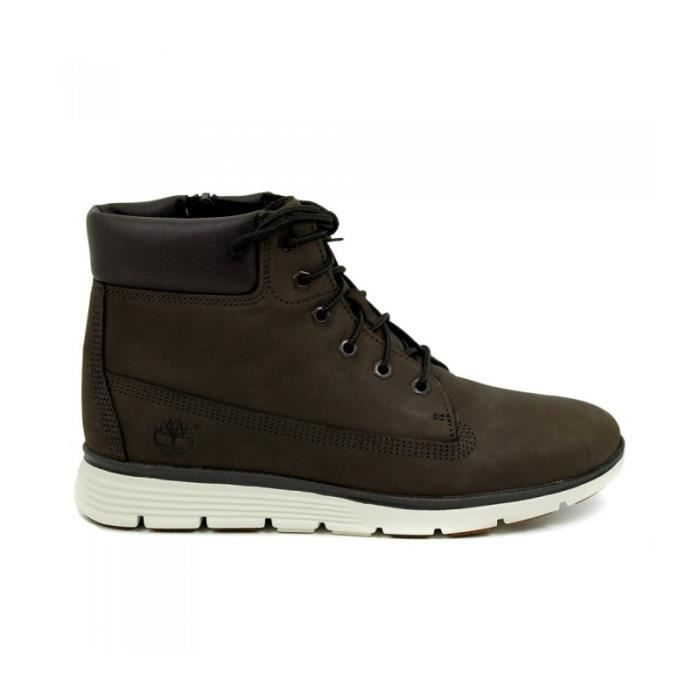 TIMBERLAND Bottines- Lacets - Nubuck - Brun - Taille - Quarante Femme Ref. 2026_19919