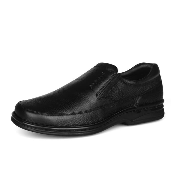 Slip On Loafers Shoes Genuine Leather Driver Shoes Casual Fashion Slipper VPSCH