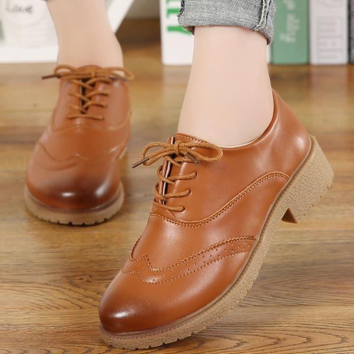 Mocassins femme Mocassins automne Mocassins modeChaussures à talons Chaussures élégantes Chaussures de ville Chaussures mode