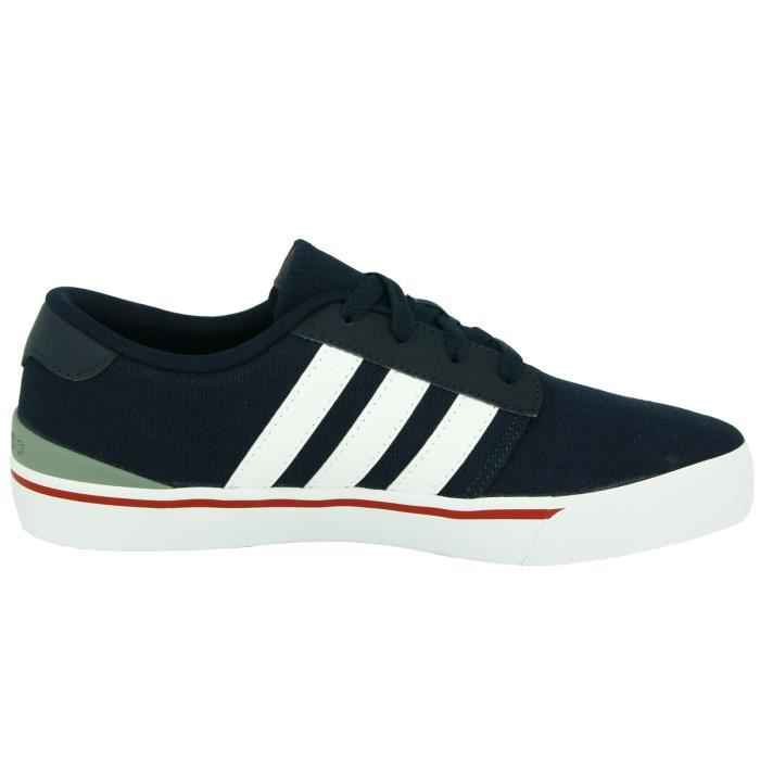 adidas Neo PARK ST LVS Chaussures Mode Sneakers Homme Bleu Blanc