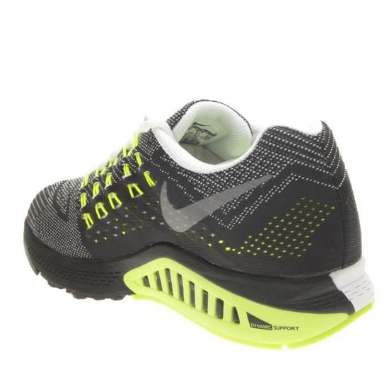 online store 573bb 00eeb Nike Air Zoom Structure 18 Tg Cod 683731-100 Noir - Achat   Vente basket -  Cdiscount