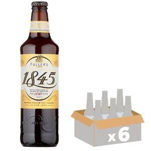 BIÈRE BRASSERIE FULLER'S 1845 Celebration Bière Ambrée -