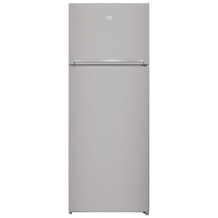 beko red45s - réfrigérateur congélateur haut - 402l - froid