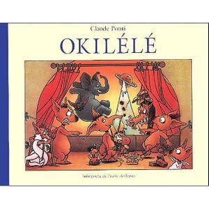 Livre 3-6 ANS Okilélé