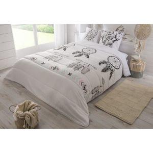 couette 220 x 240 cm achat vente couette 220 x 240 cm pas cher cdiscount. Black Bedroom Furniture Sets. Home Design Ideas