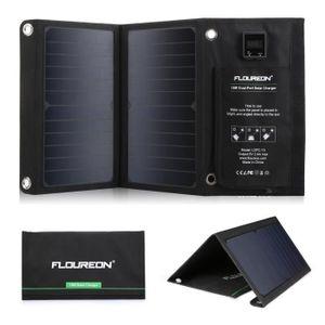 BALISE - BORNE SOLAIRE  Chargeur Solaire FLOUREON LSFC - 15 Panneaux Solai