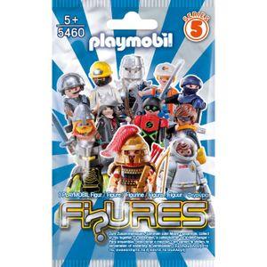 UNIVERS MINIATURE PLAYMOBIL 5460 Figurines Garçon Série 5