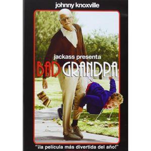 DVD FILM Jackass Presents: Bad Grandpa (JACKASS PRESENTA: B