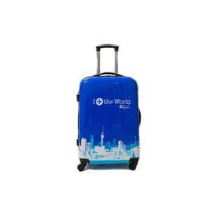 VALISE - BAGAGE Valise moyenne Trolley 4 Roues 65 cm Polycarbonate