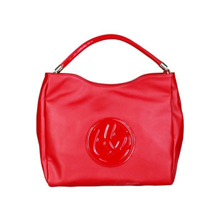 Byblos - Sac porté épaule pour femme (EVITA_675820_015_ROSSO) - Rouge