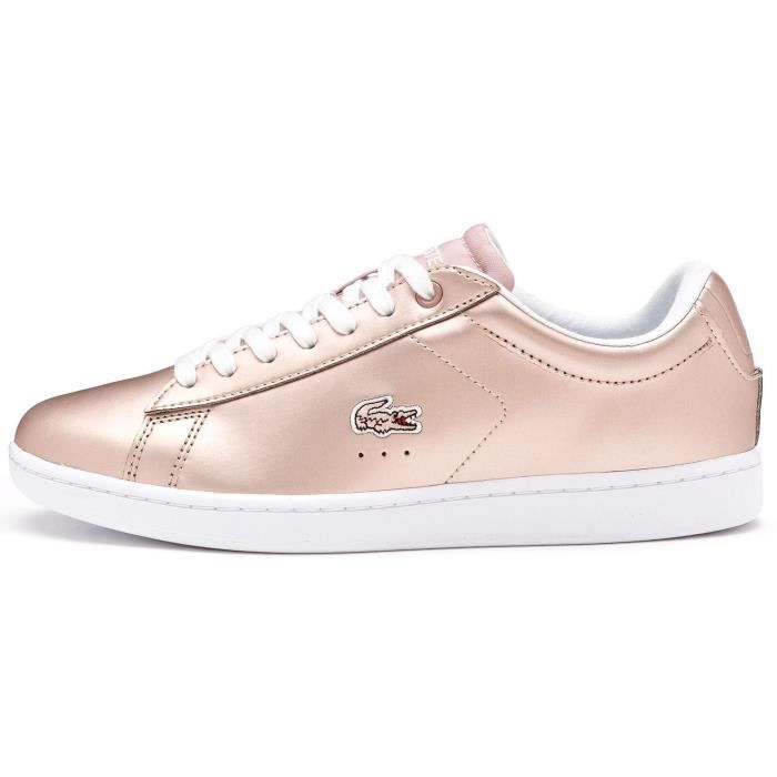 d3cdc3bfd5 basket lacoste femme rose,product lacoste running tennis carnaby el ...