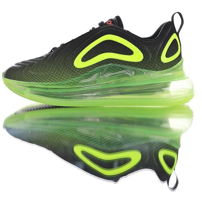 nike vert fluo chaussure femme