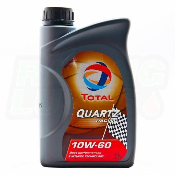 total quartz racing 10w60 bidon de 1 l achat vente huile moteur total quartz racing 10w60. Black Bedroom Furniture Sets. Home Design Ideas