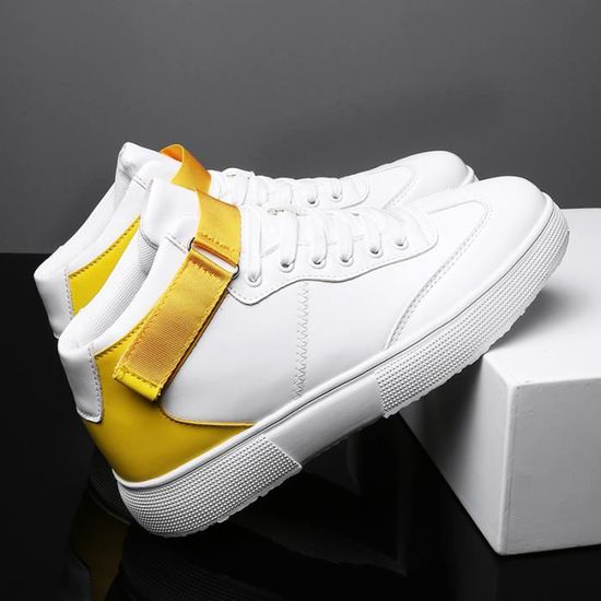 Homme Basket Chaussures Mode Shoes Skate Montantes Chaussure nOP80wk