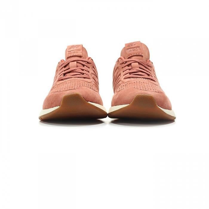 Chaussures MRL420 Leather Pink W - New Balance