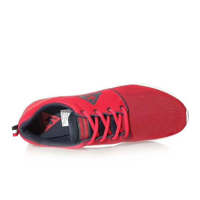 Chaussures Dynacomf Mesh Rouge Homme Le Coq Sportif