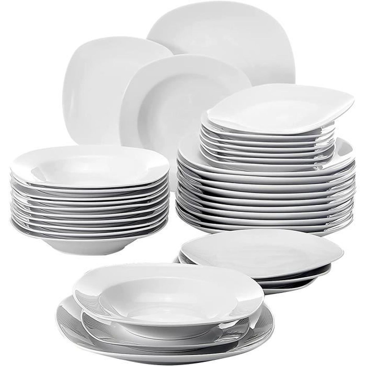 639caf13b5d10c ASSIETTE Malacasa Série ELISA 36pcs Service de Table Porcel