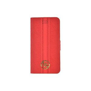 GUESS Etui folio Universel Taille L - Rouge