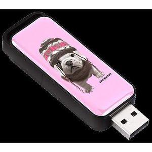KEYOUEST Clé USB Téo Jasmin - Avoriaz - 16 Gb