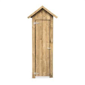 Range outils de jardin en bois - Achat / Vente pas cher