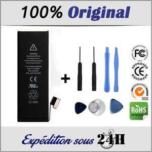 Batterie téléphone Batterie 100% originale Apple Iphone 5 + Kit outil