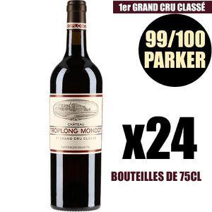 VIN ROUGE X24 Château Troplong Mondot 2009 75 cl AOC Saint-É