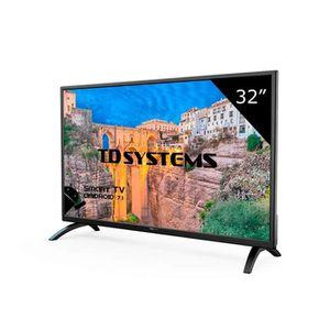 Téléviseur LED TD Systems K32DLM8HS - Téléviseur 32 Pouces LED HD