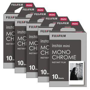 APP. PHOTO INSTANTANE Fuji Fujifilm Instax Mini Monochrome Mono 50 Film