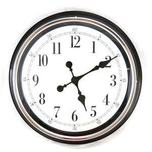 Horloge murale ancienne achat vente horloge murale ancienne pas cher cdiscount for Pendule digitale murale