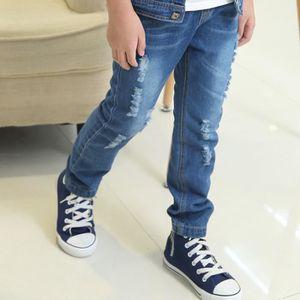 JEANS ripped Jeans pour garçons Pantalons