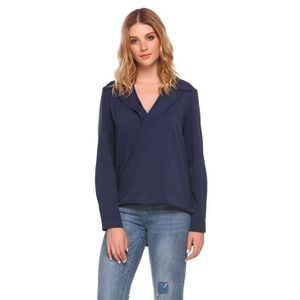 femmes-chemisier-casual-col-v-a-manches-longues.jpg a88972dfbaf