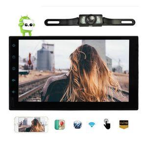 RADAR DE RECUL Autoradio moniteur HD écran tactile 7