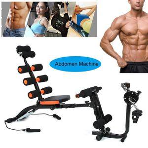 BANC DE MUSCULATION Appareil de Fitness multifonctionnel pour abdomina