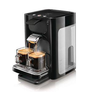 MACHINE À CAFÉ PHILIPS SENSEO Quadrante HD7864/61 - Noir et Gris