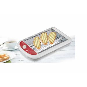 GRILLE-PAIN - TOASTER Grille-Pain Flat 4 tranches