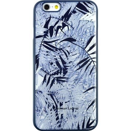 C lacroix coque eden roc iphone 6 bleue