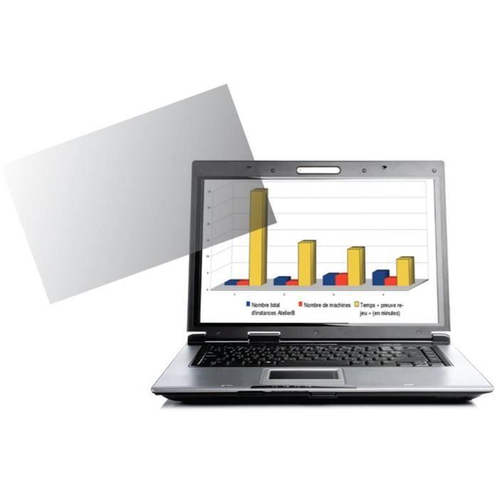 URBAN FACTORY Filtre de confidentialité pour ordinateur portable - Secret Screen Protection -  23