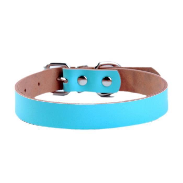 Chien Réglable Puppy Pet Colliers Collier Bu S Wong66560