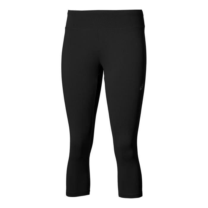 Legging Femme Asics 3 4 Spiral - Prix pas cher - Cdiscount 262a6dd6836