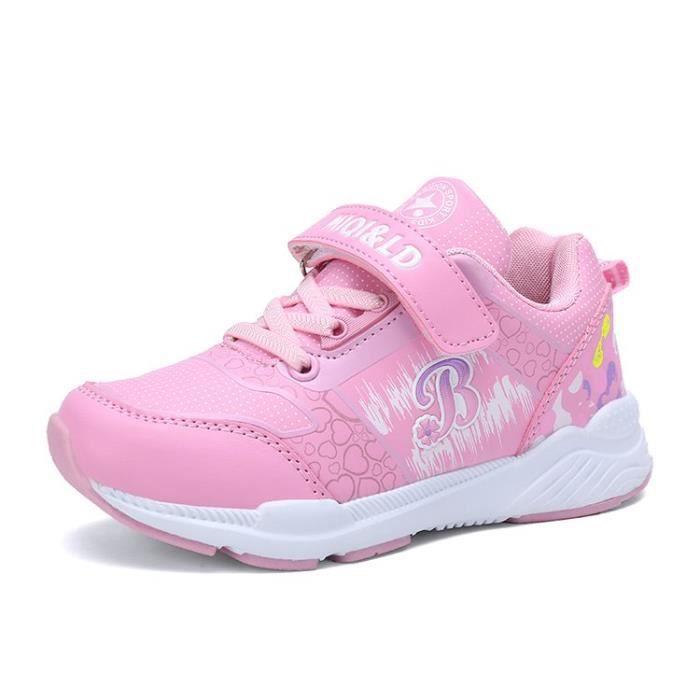 Chaussures de mode pour filles chaussures de course occasionnelles chaussures de princesse