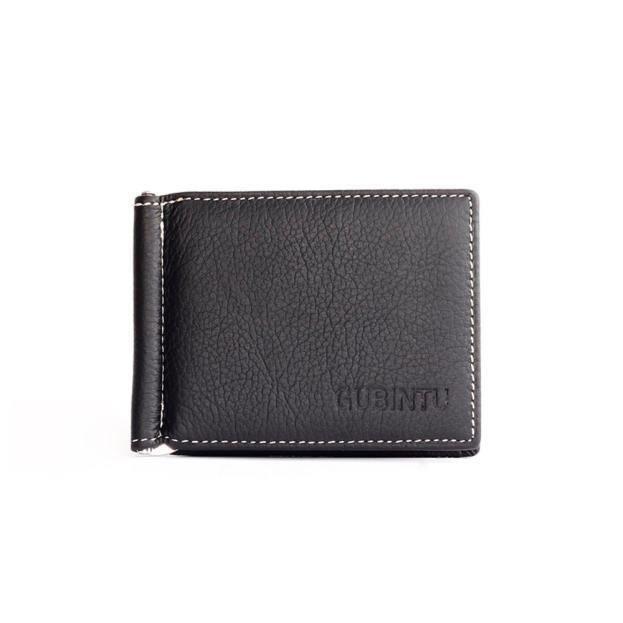 Crédit monnaie Cuir Bifold De Les Wallet Hommes En louiserr621 Bk Slim Id Card Porte 8w8xqUv